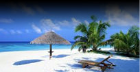 top beach destinations background
