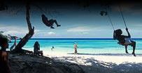 top exotic destinations background