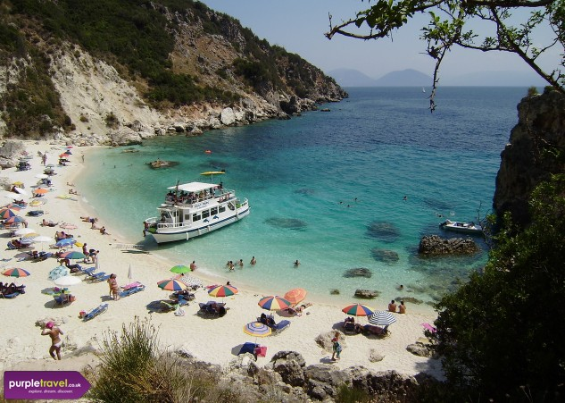 Lefkada Cheap holidays with PurpleTravel