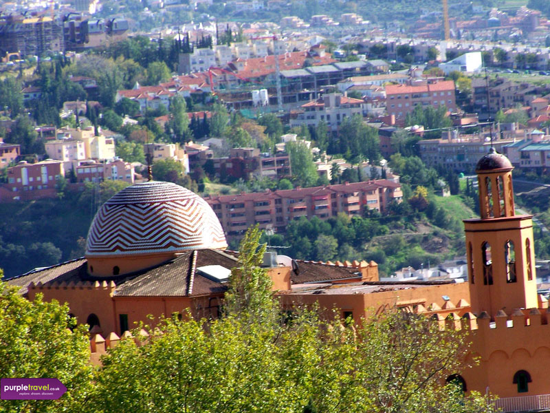 Flights And Holidays From Glasgow To Granada