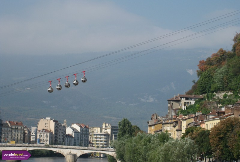 Grenoble cheap holidays from PurpleTravel