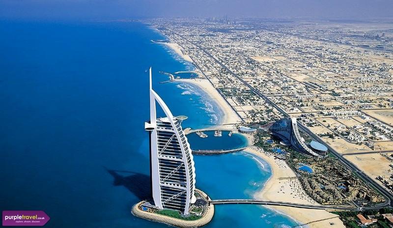 Cheap Holidays To Dubai Jumeirah Beach