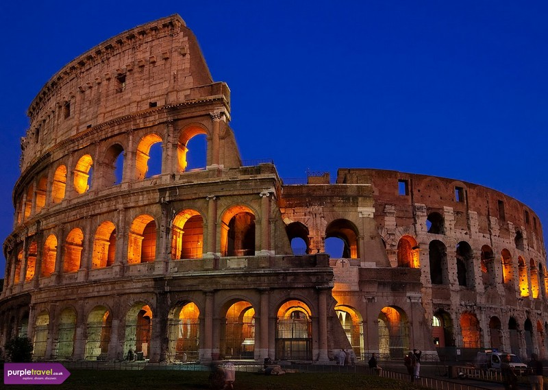 Cheap Holidays To Rome Italy Purple Travel