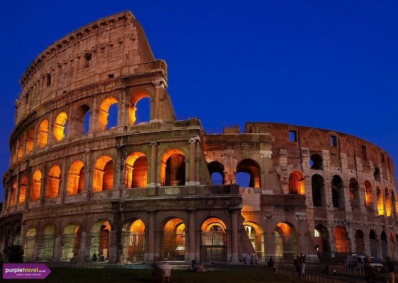 Cheap deals glasgow to rome