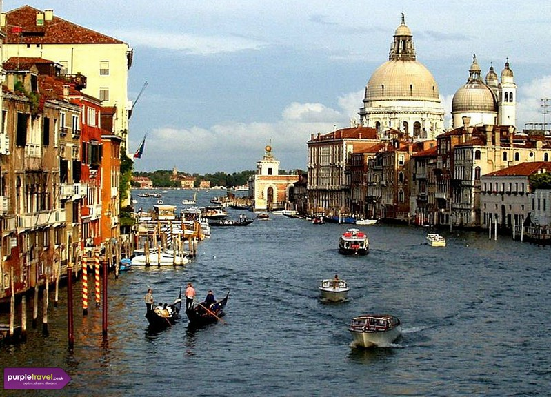 Venice cheap holidays from PurpleTravel