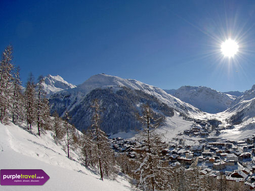 Val D Isere Cheap Holidays