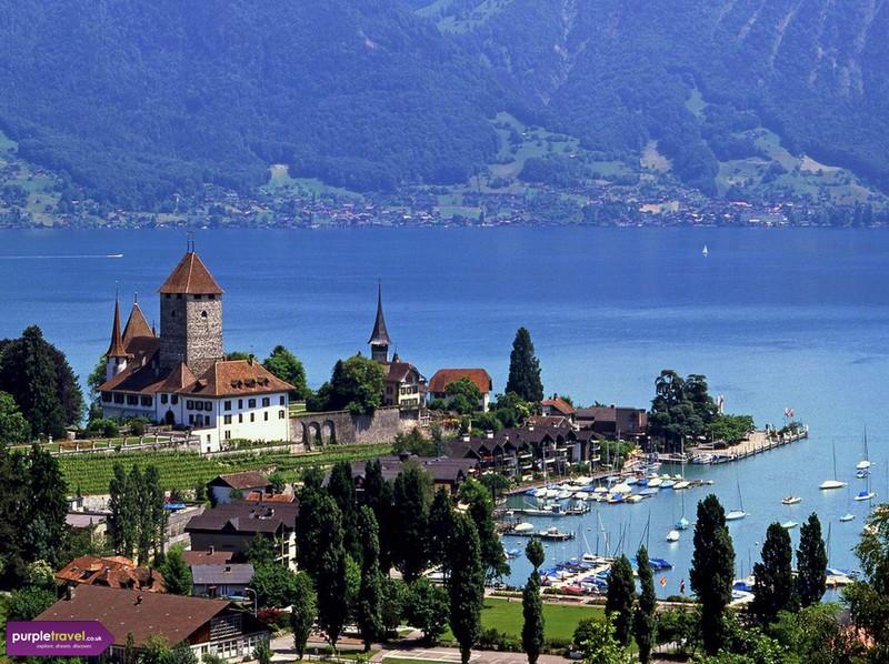 Switzerland cheap holidays from PurpleTravel