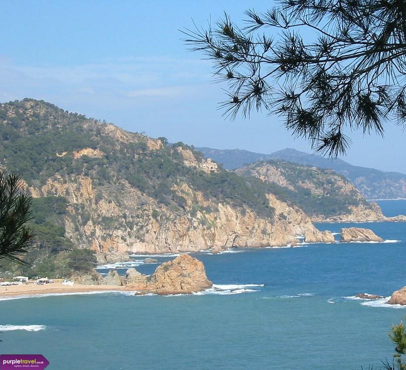 Costa Brava Cheap holidays with PurpleTravel