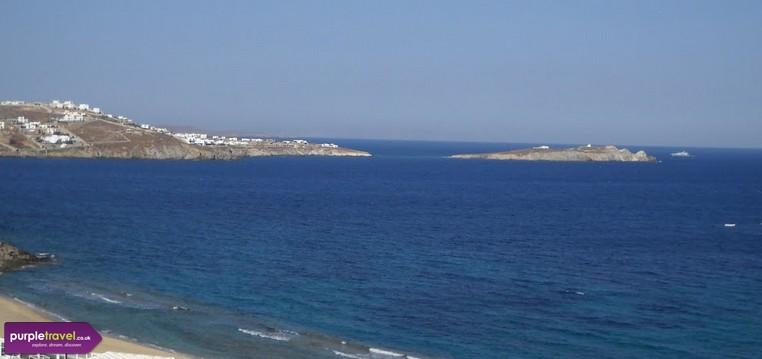 Megali Ammos Mykonos Cheap holidays with PurpleTravel