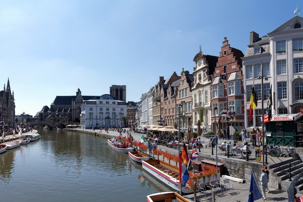 Ghent Cheap holidays with PurpleTravel
