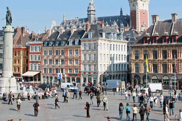 Lille Cheap holidays with PurpleTravel
