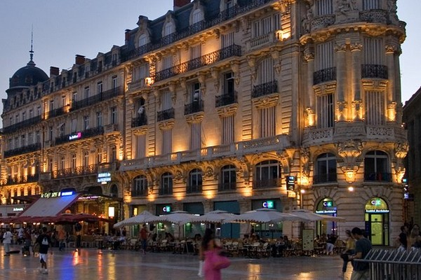 Montpellier Cheap holidays with PurpleTravel
