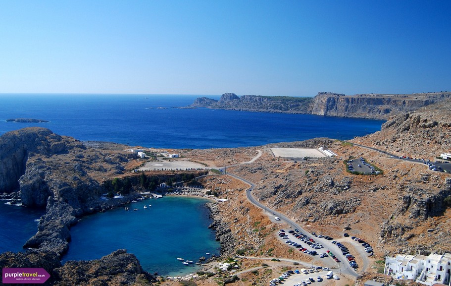 Lindos Rhodes Cheap holidays with PurpleTravel