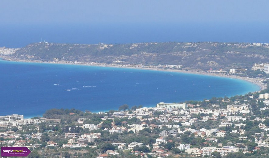 Pastida Rhodes Cheap holidays with PurpleTravel