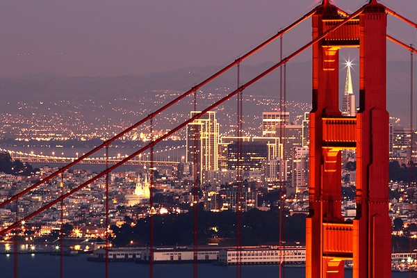 San Francisco Cheap holidays with PurpleTravel