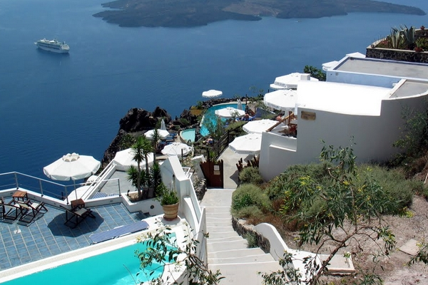 Cheap Holidays Imerovigli Santorini Purple Travel Holiday Packages