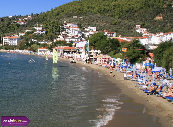 Cheap hotels in Megali Ammos in Skiathos from PurpleTravel ...