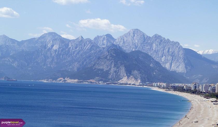 Antalya Cheap holidays with PurpleTravel