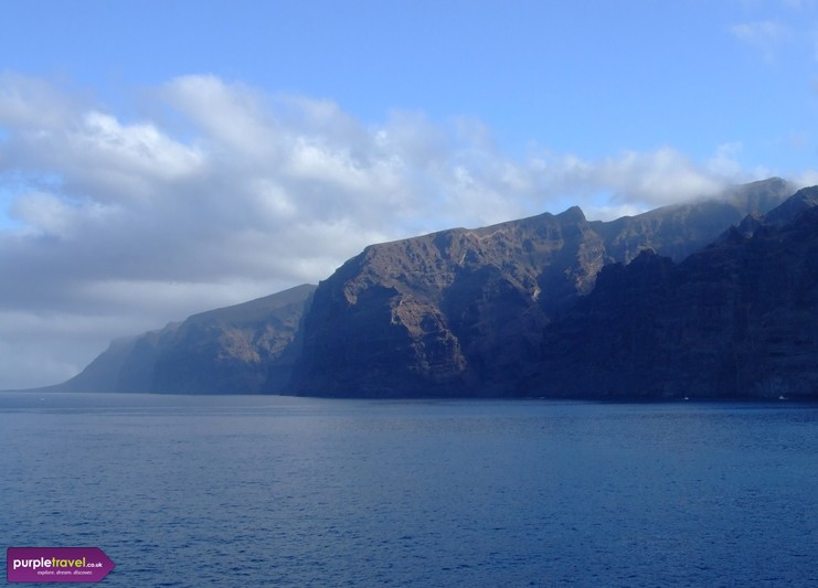 Los Gigantes Cheap holidays with PurpleTravel