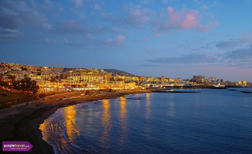 Travel Agency Website >> Cheap holidays to Playa de las Americas with PurpleTravel.co.uk