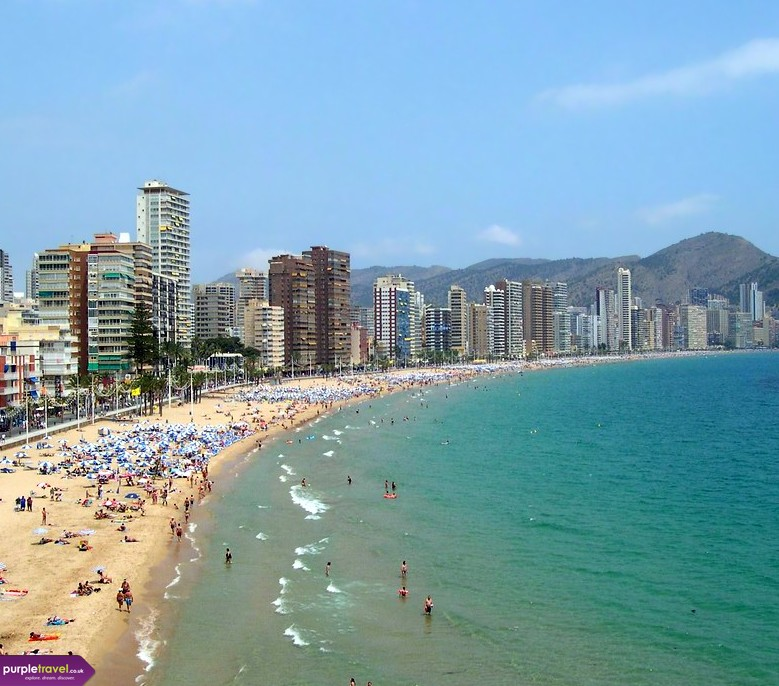 Cheap Holidays To Benidorm 2016 Purple Travel Holiday Packages