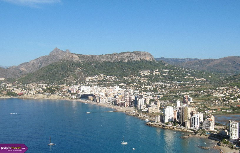 Calpe Cheap holidays with PurpleTravel