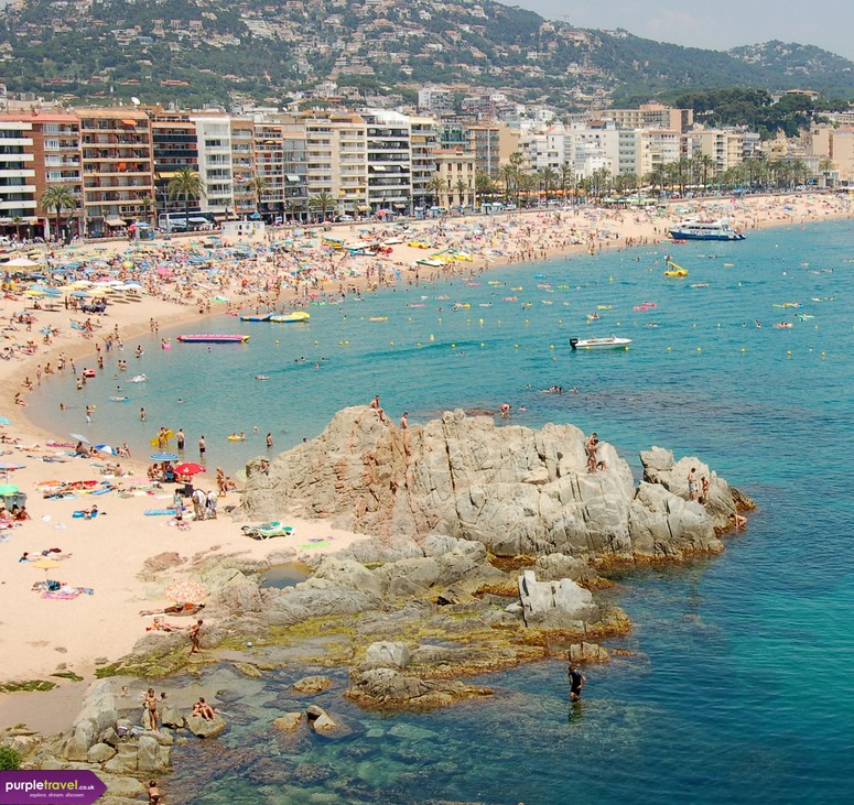 Lloret De Mar Cheap holidays with PurpleTravel