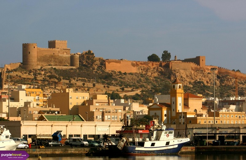 Almeria Cheap holidays with PurpleTravel