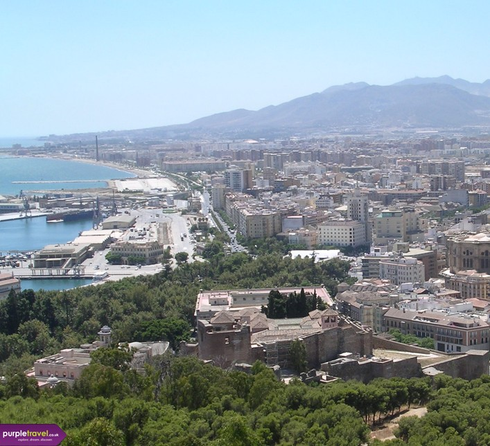 Malaga Cheap holidays with PurpleTravel