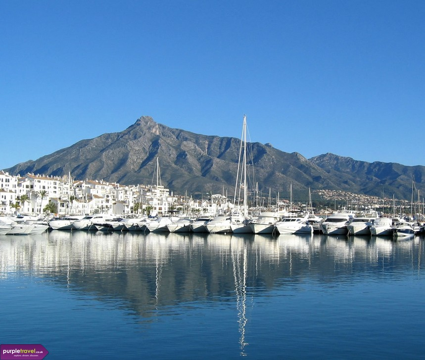 Marbella Cheap holidays with PurpleTravel