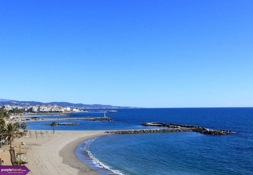 Puerto Banus Cheap holidays with PurpleTravel