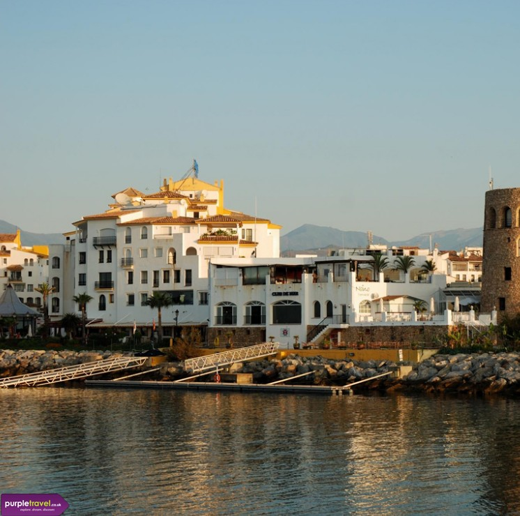 Cheap hotels in puerto banus from for Cheap hotels