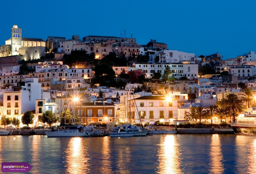 Ibiza Town Cheap holidays with PurpleTravel