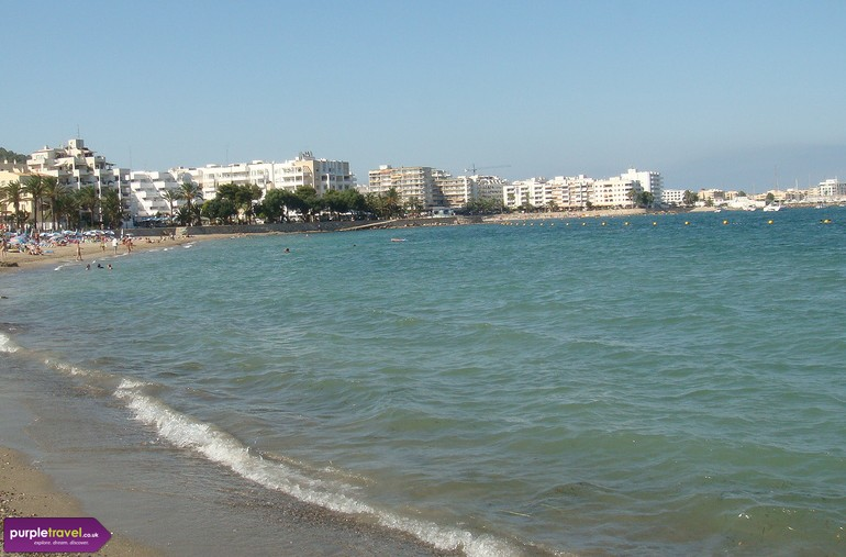 Santa Eulalia Ibiza Cheap holidays with PurpleTravel