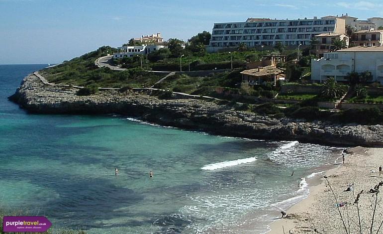 Cala Mandia Majorca Cheap holidays with PurpleTravel
