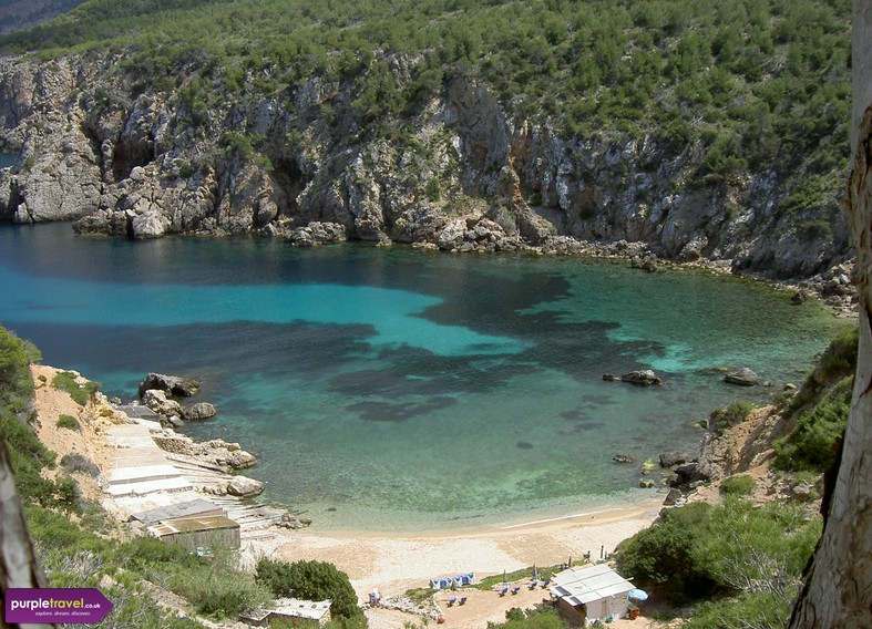 Cala San Vicente Ibiza Cheap holidays with PurpleTravel