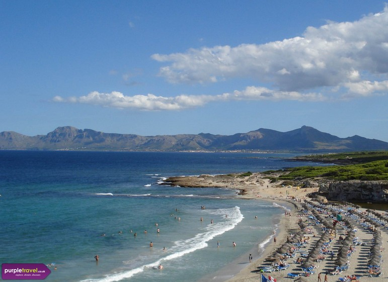 Can Picafort Majorca Cheap holidays with PurpleTravel