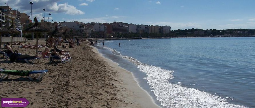 El Arenal Majorca Cheap holidays with PurpleTravel