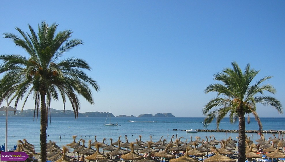 Paguera Majorca Cheap holidays with PurpleTravel