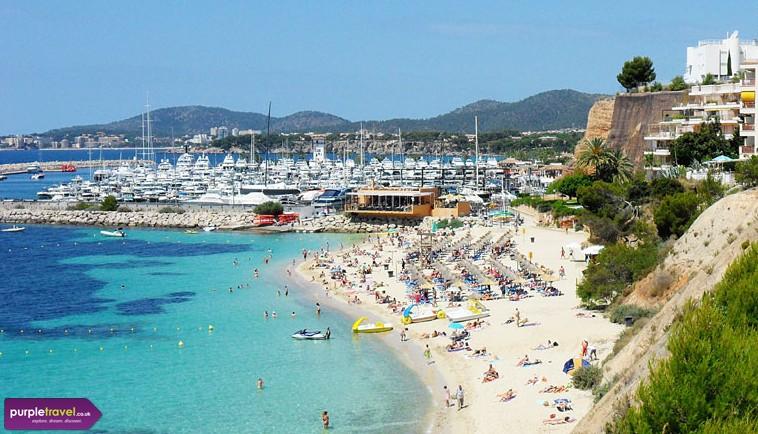 Cheap Holidays Portal Nous Majorca Purple Travel