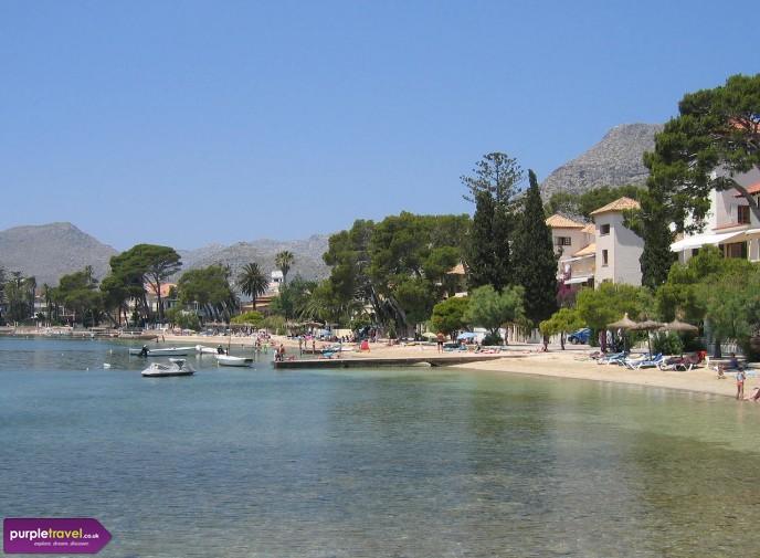 Puerto De Pollensa Cheap holidays with PurpleTravel