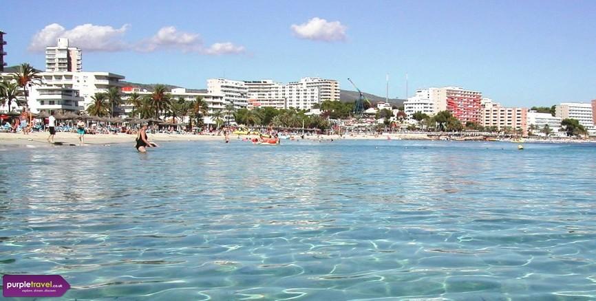 Cheap Holidays To Santa Ponsa With Purpletravel Co Uk