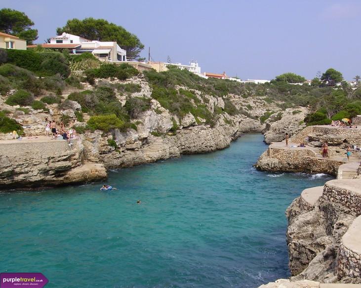 Menorca Cheap holidays with PurpleTravel