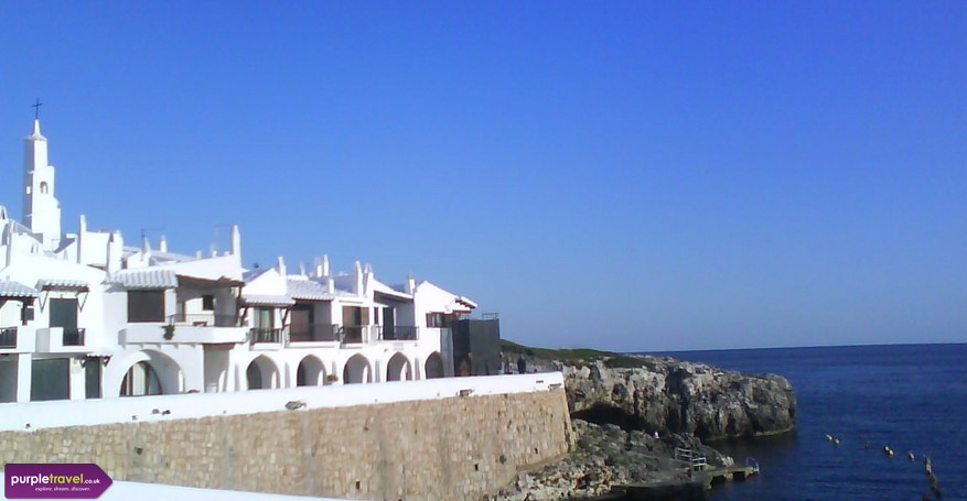 Binibeca Menorca Cheap holidays with PurpleTravel