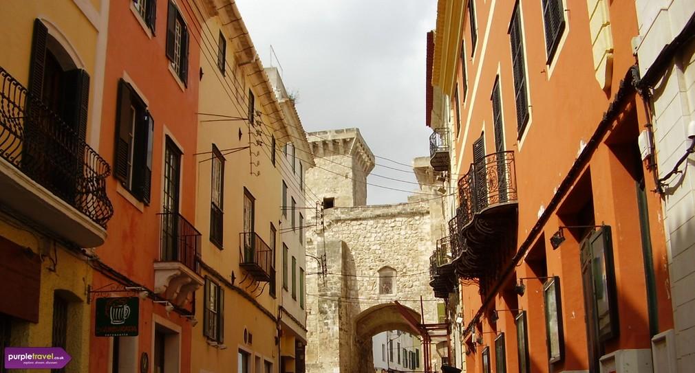 Mahon Menorca Cheap holidays with PurpleTravel