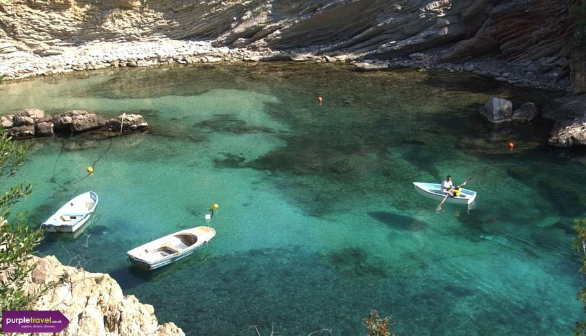 Playas De Fornells Menorca Cheap holidays with PurpleTravel