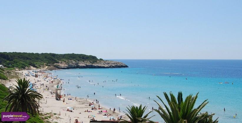 Cheap Holidays Santo Tomas Menorca Purple Travel