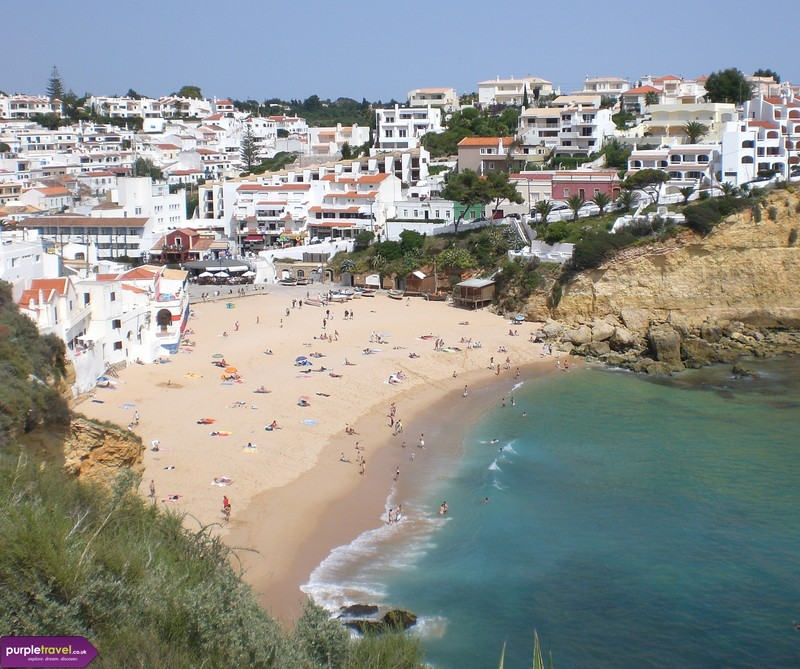 Carvoeiro Cheap holidays with PurpleTravel