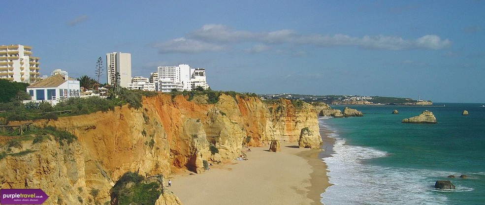 Praia Da Rocha Cheap holidays with PurpleTravel