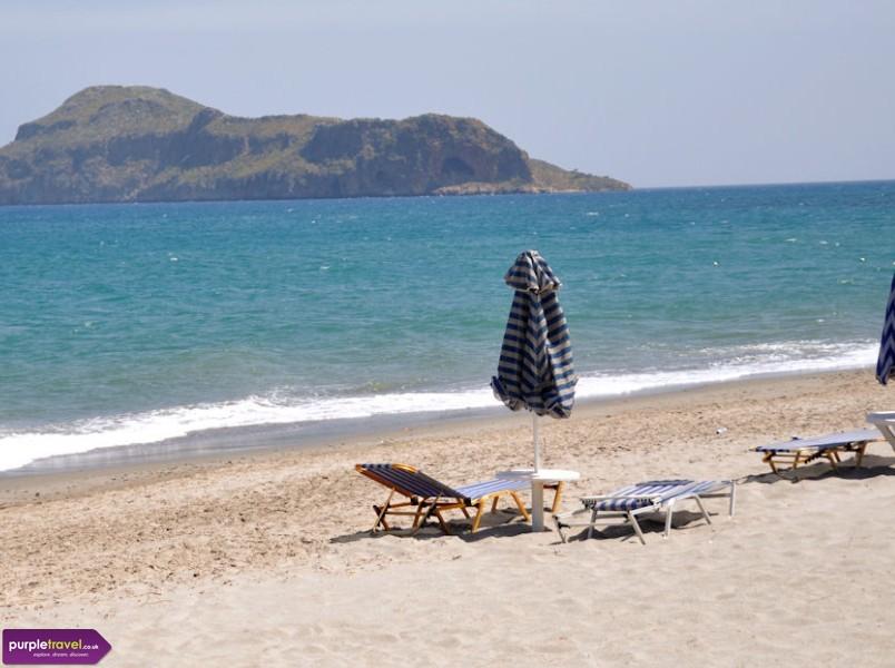 Platanias Cheap holidays with PurpleTravel